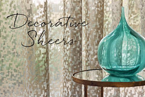 Decorative Sheers