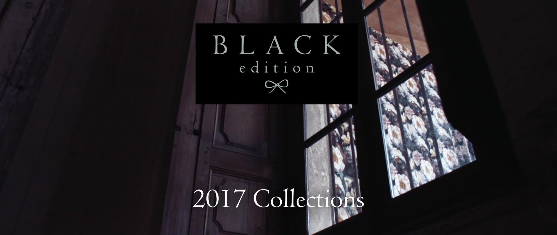 Black Edtion at Paris Deco Off... 2017