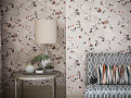 Floris Wallcovering Spring Rose 2