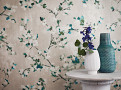 Floris Wallcovering Peacock 2