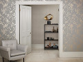 Nika Wallcovering Oyster 1