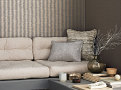 Kutai Wallcovering Grey Seal 1