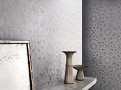 Merletto Wallcovering Silver 2