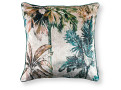 Japura Velvet 50cm x 50cm Cushion Amazonite