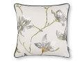 Saphira Embroidery Cushion Eucalyptus