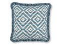 Estero Outdoor Cushion Moroccan Blue