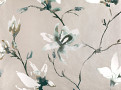 Saphira Wallcovering Nickel