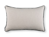 Sarita 60cm x 40cm Cushion Shadow Immagine