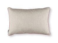 Elvey Velvet Cushion Blush Image 3