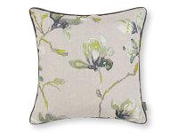 Saphira Embroidery Cushion Jade Image 2