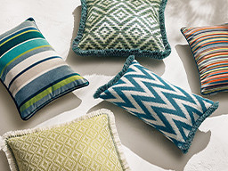 New Outdoor Cushions