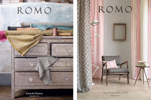 Romo's Autumn/Winter advertising Campaign - Madigan, Izora & Tremont