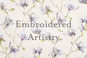 Embroidered Artistry