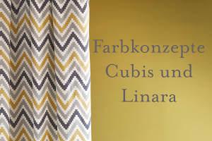 Farbkonzepte mit Cubis und Linara