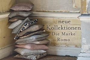 Die Marke Romo präsentiert fünf neue Kollektionen