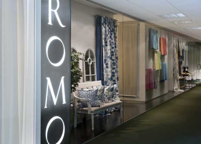Romo Showroom