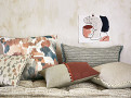 Broderie Cushion Autumn 1