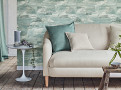 Hockley Wallcovering Verdigris 1