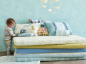 Colourwash Wallcovering Ocean 1