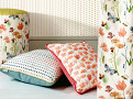 Flowerful Cushion 2