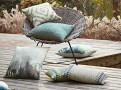 Marka Cushion Teal 3
