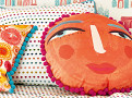 Sunshine Cushion 3