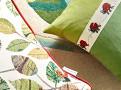 Ladybug Trail Cushion 1
