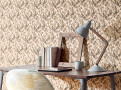Cody Wallcovering Truffle 2