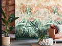 Hothouse Wall Mural Hibiscus 2