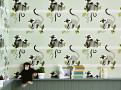 Monkey Bars Wallcovering 2