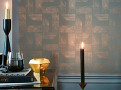 Renzo Wallcovering Copper 2