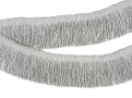 Textured Fringe Chrome