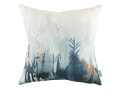 Forest Cushion Indigo