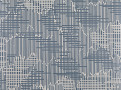 Berg Wallpaper Chambray
