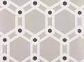 Claremont Wallpaper Chrome