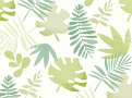 Jungle Jumble Wallcovering