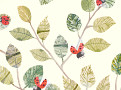 Ladybugs Wallcovering
