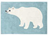 Arctic Bear Rug
