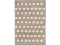 Dotty Rug Pebble Image 3