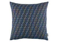 Kente Cushion Indigo Image 2
