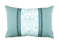 Teeny Santorini Cushion Image 2