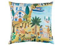 Island Hopping Cushion