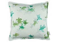 Tiny Turtles Cushion