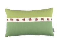 Ladybug Trail Cushion