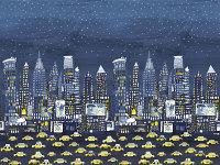 NYC Wall Mural Image 2