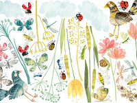 Meadow Wall Stickers Image 2
