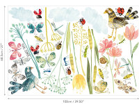 Meadow Wall Stickers Image 3