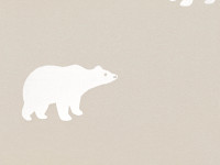 Arctic Bear Wallcovering