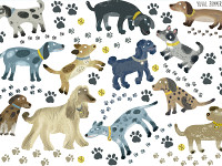 Walkies Wall Stickers Image 2