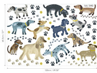 Walkies Wall Stickers Image 3